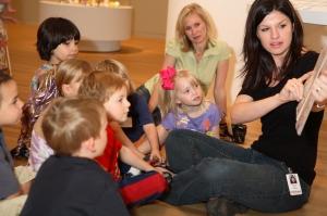 Amanda Blake in the Galleries