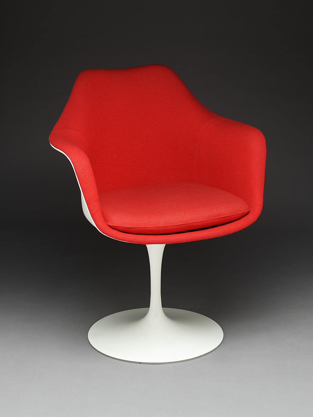 Reader Pick: Love In The DMAu0027s Collection » Eero Saarinen, U201cTulipu201d Armchair,  Designed 1956, Manufactured C. 1973, C. 1980, Gift Of Knoll International