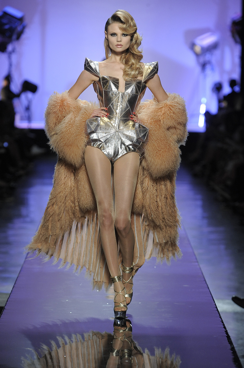 The fashion world of jean paul gaultier has arrived dma for Jean paul gaultier clothing