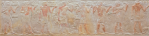 Relief of a procession of offering bearers from the tomb ofNy-Ank-Nesut