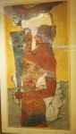 Minoan Fresco from Knossos, Archaeological Museum, Heraklion