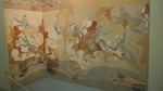 Blue Monkeys Fresco from Akrotiri, Museum of Prehistoric Thera, Fira