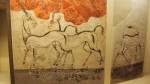 Antelope Fresco from Akrotiri, National Archaeological Museum, Athens