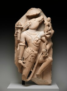 Vishnu as Varaha, 10th century, Dallas Museum of Art, gift of David T. Owsley via the Alvin and Lucy Owsley Foundation and the Alconda-Owsley Foundation, E.E. Fogelson and Greer Garson Fogelson Fund, General Acquisitions Fund, Wendover Fund, and gift of Alta Brenner in memory of her daughter Andrea Bernice Brenner-McMullen