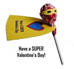 Superhero Valentine 9