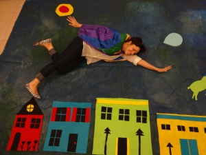 chagall photo shoot