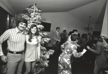 Bill Owens, We really enjoy getting together with our friends to drink and dance. It's a wild party and we're having a great time., 1971, Dallas Museum of Art, Lay Family Acquisition Fund