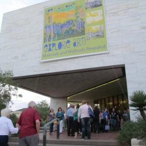 Explore Art! at The Stark Museum of Art