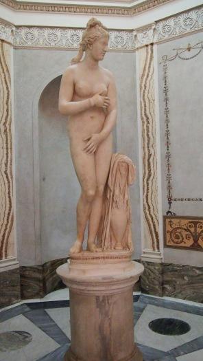 Capitoline Venus, Capitoline Museum