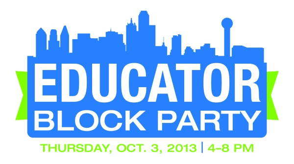 Educators Block Party logo