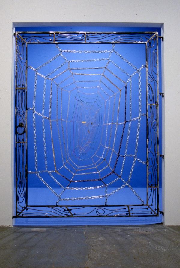 Jim Hodges, Untitled (Gate), 1991, copyright Jim Hodges