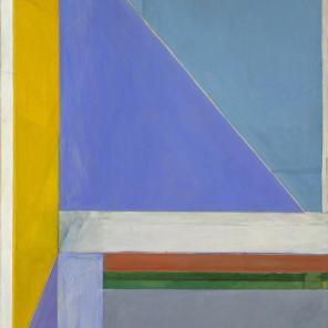 """Ocean Park No. 19,"" Richard Diebenkorn, 1970"