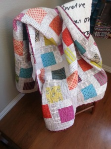 Quilt at the DIME Store