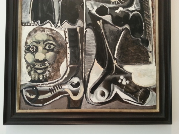 Picasso detail