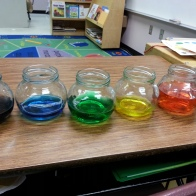 Results of our color-mixing experiment