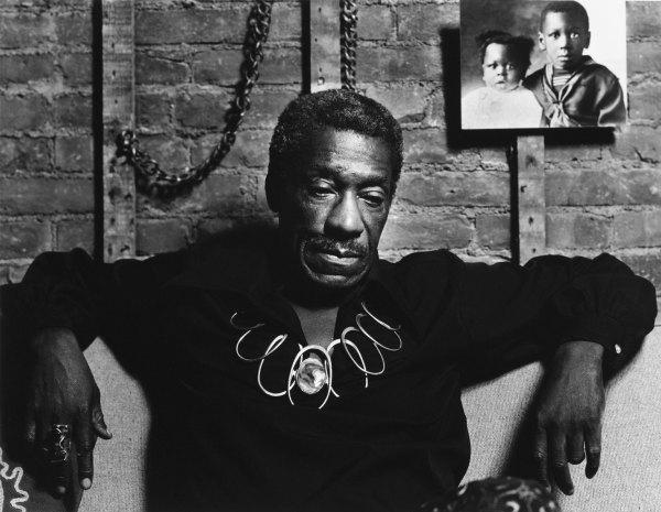 Image of Art Smith photo by Arthur Mones, 1979