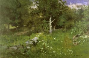 George Inness, Summer Foliage, 1883