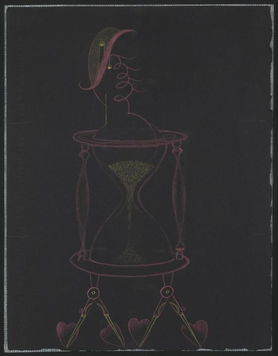 Exquisite Corpse by Breton-Knutson-Hugo