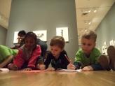 Sketching in the galleries