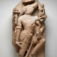 Vishnu as Varaha, India, 10th century, Dallas Museum of Art, gift of David T. Owsley Foundation and the Alconda-Owsley Foundation, E. E. Fogelson and Greer Garson Fogelson Fund, General Acquisitions Fund, Wendover Fund, and gift of Alta Brenner in memory of her daughter Andrea Bernice Brenner-McMullen