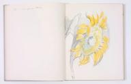 Otis Dozier, Sketchbook, 1963-1978, Dallas Museum of Art, gift of The Dozier Foundation.