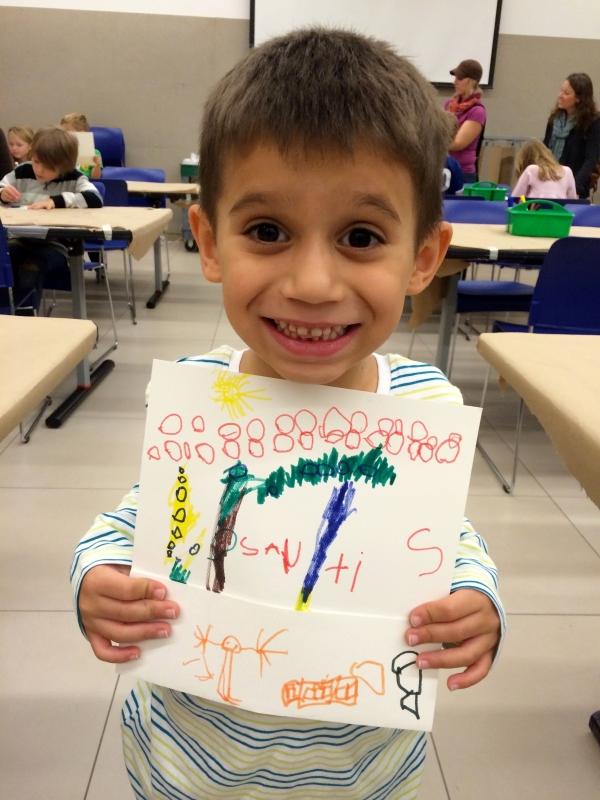 Arturo's Art and Me 12.2014