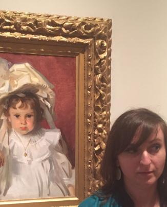 Kimberly loves Dorothy's sassy stare.