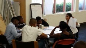 Planning with Mayor's Intern Fellows Intern Mariana Gonzalez