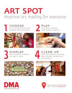 Art Spot English Prompt 2015