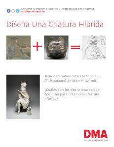 Hybrid Creatures Prompt Spanish