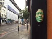 London street art.