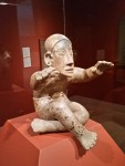 Seated Figure, Mexico, c. 100 B.C.- A.D.200
