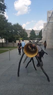 Exploring the Nasher Sculpture Center