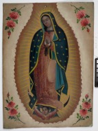 Retablo, n.d., Mexican, Dallas Museum of Art,gift of Mrs. Arthur Kramer, Sr.