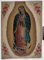 Retablo, n.d., Mexican, Dallas Museum of Art,gift of Mrs. Arthur Kramer, Sr.