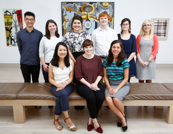 2015 McDermott Interns_American Gallery