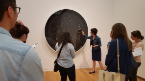 Visiting the Modern Art Museum of Fort Worth