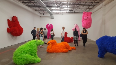 Visiting Dallas Contemporary
