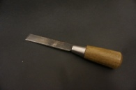 Kento nomi: used with wooden mallet to carve woodblocks.