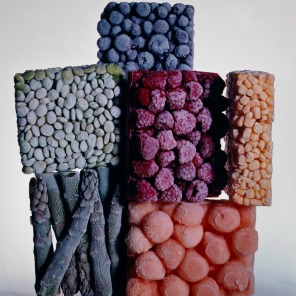 Irving Penn, Frozen Foods, 1977, Smithsonian American Art Museum, gift of The Irving Penn Foundation