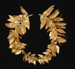 Wreath, 4th Century B.C.E. Ancient Greece