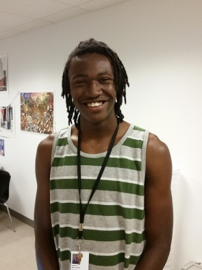 2016 Mayor's Intern Fellow Joshua Berry-Jones