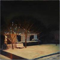 Patrick Faulhaber, December, 1992, Dallas Museum of Art, The Barrett Collection, © Patrick Faulhaber, Dallas, Texas