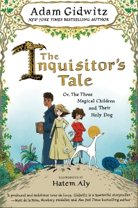 the-inquisitors-tale-cover