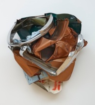 John Chamberlain, Dancing Duke, 1974, Dallas Museum of Art, gift of Dr. and Mrs. Harold J. Joseph in honor of Mr. and Mrs. Max Walen, © John Chamberlain / Artists Rights Society (ARS), New York