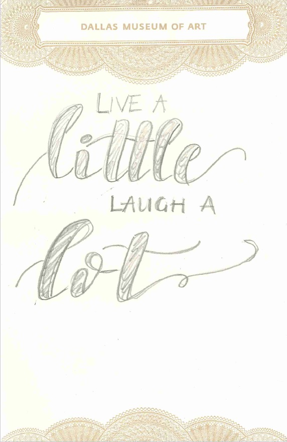 Live a little. Laugh a lot.