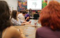 Lisa Huffaker discusses Nam June Paik, the inspiration for her Visiting Artist Project.